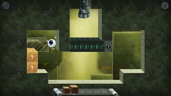 夏初最喜歡的還是機器人psychobot,疑惑的時候眼睛里會出現一個問號圖片